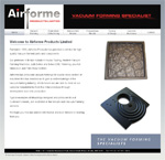 Airforme Products Ltd - Vacuum Forming Specialists