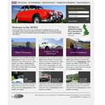 Sample Website - Classic Car Hire
