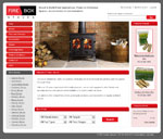 Sample Website - Firebox Stoves